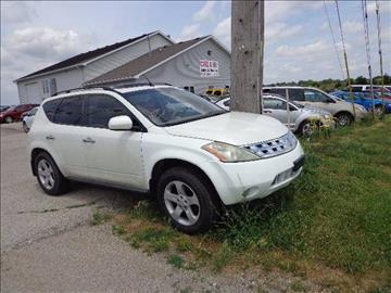 2005 Nissan Murano for sale in Heyworth, IL