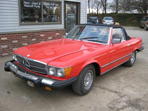 1978 Mercedes-Benz 450-Class for sale at Carz R Us 1 Heyworth IL - Carz R Us 1 Armington, IL in Armington IL