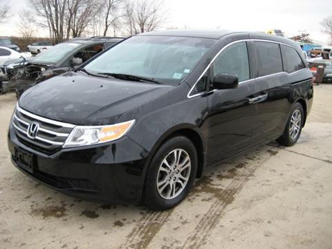 2011 Honda Odyssey for sale in Armington, IL