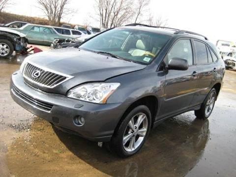 2007 Lexus RX 400h for sale in Heyworth, IL