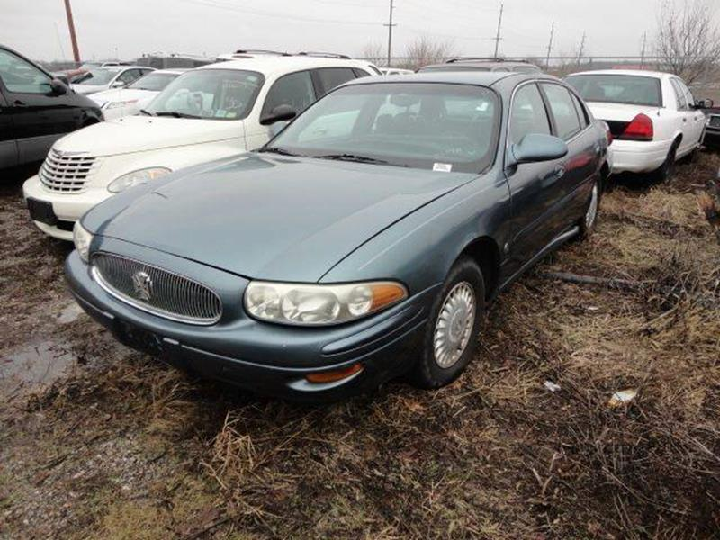 2001 Buick LeSabre for sale at Carz R Us 1 Heyworth IL in Heyworth IL