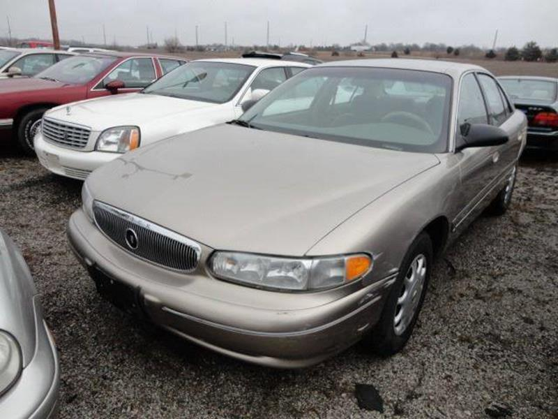 2002 Buick LeSabre for sale at Carz R Us 1 Heyworth IL in Heyworth IL