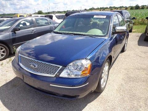 2006 Ford Five Hundred Limited for sale at Carz R Us 1 Heyworth IL in Heyworth IL