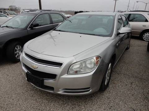 2008 Chevrolet Malibu Hybrid for sale in Heyworth, IL