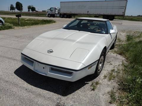 1985 Chevrolet Corvette for sale at Carz R Us 1 Heyworth IL in Heyworth IL
