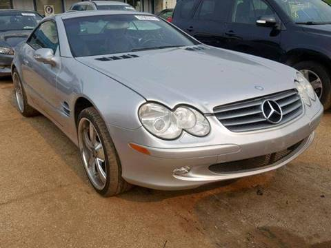 2003 Mercedes-Benz SL-Class for sale at Carz R Us 1 Heyworth IL in Heyworth IL