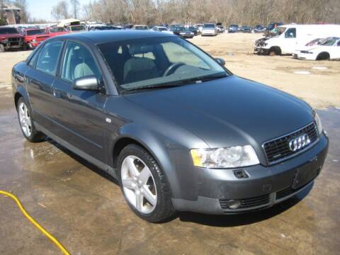 2003 Audi A4 for sale at Carz R Us 1 Heyworth IL - Carz R Us Armington IL in Armington IL