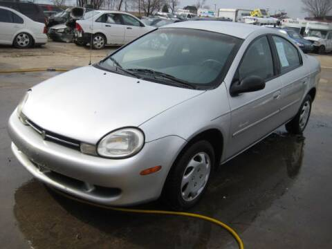 2001 Plymouth Neon for sale at Carz R Us 1 Heyworth IL - Carz R Us Armington IL in Armington IL