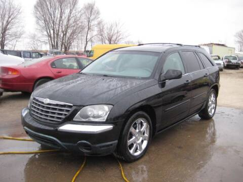 2006 Chrysler Pacifica for sale at Carz R Us 1 Heyworth IL - Carz R Us Armington IL in Armington IL