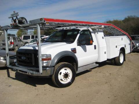 2008 Ford F-550 Super Duty for sale at Carz R Us 1 Heyworth IL - Carz R Us Armington IL in Armington IL