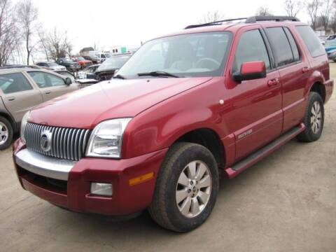 2007 Mercury Mountaineer for sale at Carz R Us 1 Heyworth IL - Carz R Us Armington IL in Armington IL