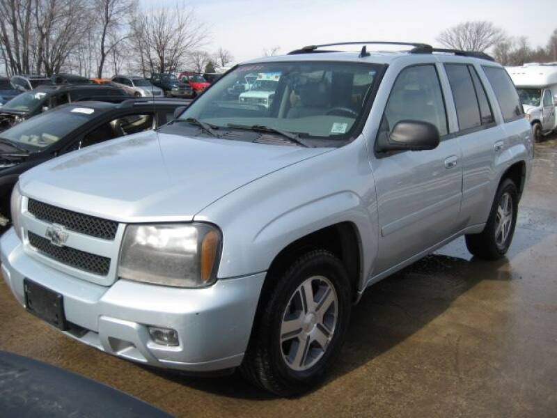2008 Chevrolet TrailBlazer for sale at Carz R Us 1 Heyworth IL - Carz R Us Armington IL in Armington IL