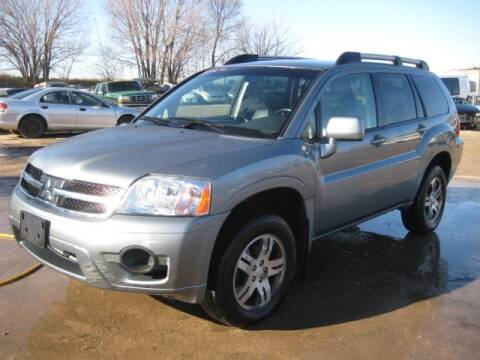 2007 Mitsubishi Endeavor for sale at Carz R Us 1 Heyworth IL - Carz R Us Armington IL in Armington IL
