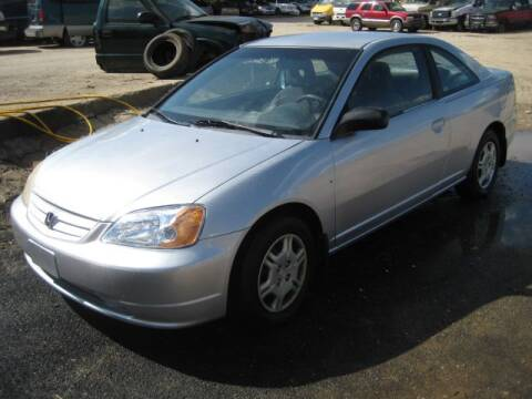 2002 Honda Civic for sale at Carz R Us 1 Heyworth IL - Carz R Us Armington IL in Armington IL
