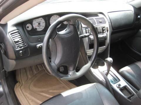 2003 Mitsubishi Diamante for sale at Carz R Us 1 Heyworth IL - Carz R Us Armington IL in Armington IL