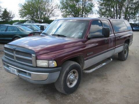 2001 Dodge Ram Pickup 2500 for sale at Carz R Us 1 Heyworth IL - Carz R Us Armington IL in Armington IL