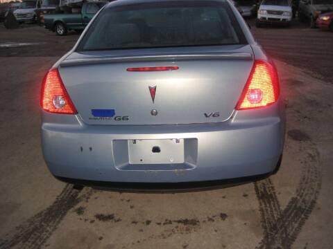 2007 Pontiac G6 for sale at Carz R Us 1 Heyworth IL - Carz R Us Armington IL in Armington IL
