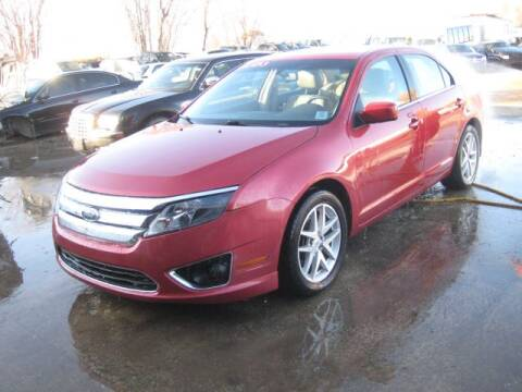 2011 Ford Fusion for sale at Carz R Us 1 Heyworth IL - Carz R Us Armington IL in Armington IL