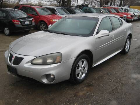 2008 Pontiac Grand Prix for sale at Carz R Us 1 Heyworth IL - Carz R Us Armington IL in Armington IL