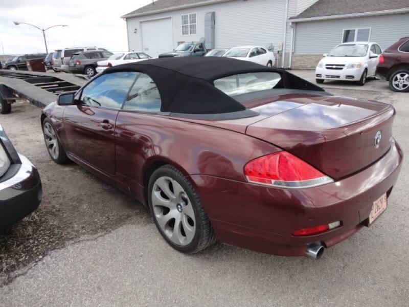 2005 BMW 6 Series for sale at Carz R Us 1 Heyworth IL in Heyworth IL