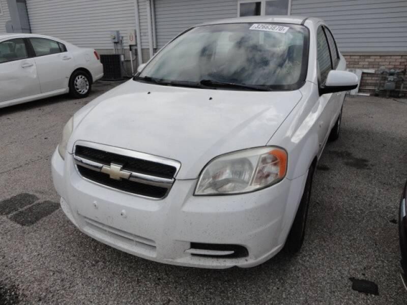 2007 Chevrolet Aveo for sale at Carz R Us 1 Heyworth IL in Heyworth IL