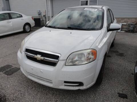 2007 Chevrolet Aveo for sale at Carz R Us 1 Heyworth IL in Heyworth IL