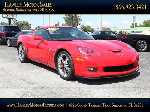 2013 Chevrolet Corvette. 7,060 miles. 1987 Chevrolet Corvette for sale at Hawley Motor Sales in Sarasota FL