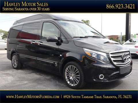 2018 Mercedes-Benz Metris for sale at Hawley Motor Sales in Sarasota FL