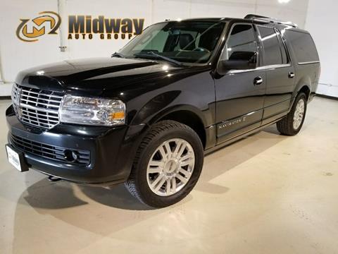2013 Lincoln Navigator L for sale in Addison, TX