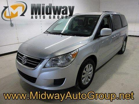 2012 Volkswagen Routan for sale in Addison, TX