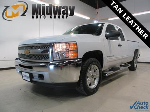 2013 Chevrolet Silverado 1500 for sale in Addison, TX