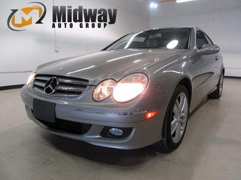 2008 Mercedes-Benz CLK for sale in Addison, TX