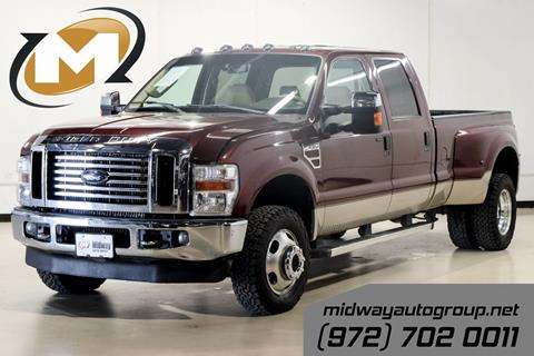 2009 Ford F-350 Super Duty for sale in Addison, TX