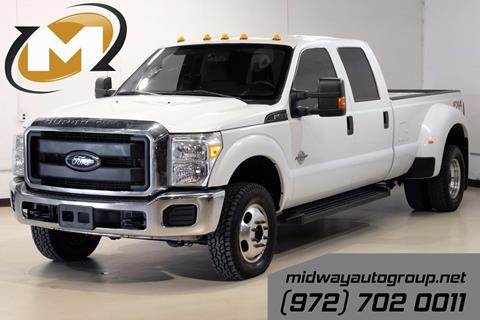 2015 Ford F-350 Super Duty for sale in Addison, TX