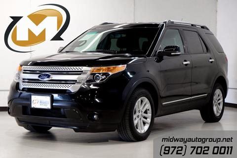 2015 Ford Explorer for sale in Addison, TX