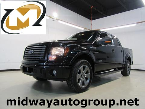2012 Ford F-150 for sale in Addison, TX
