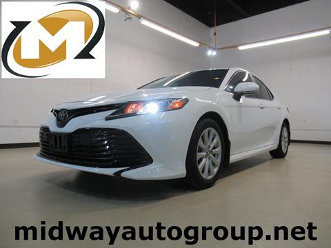 2018 Toyota Camry for sale in Addison, TX