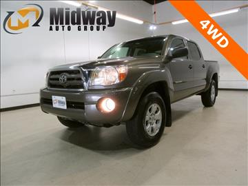 2009 Toyota Tacoma for sale at Midway Auto Group in Addison TX