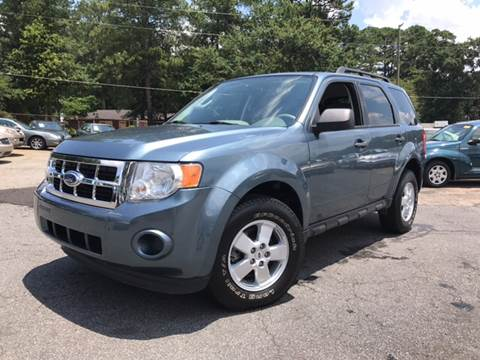 2012 Ford Escape for sale in Marietta, GA