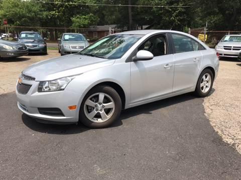 2012 Chevrolet Cruze for sale in Marietta, GA