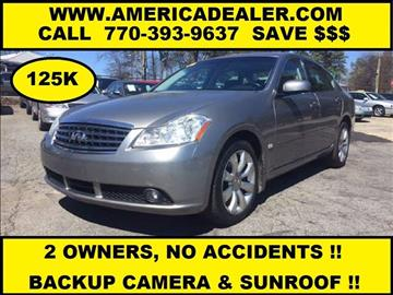 2007 Infiniti M35 for sale in Marietta, GA