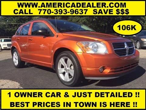 2011 Dodge Caliber for sale in Marietta, GA