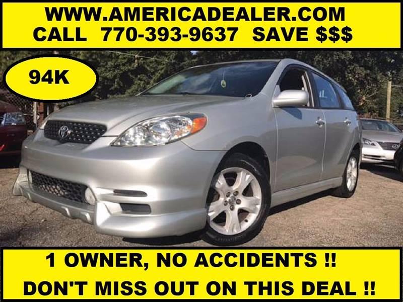 Toyota Used Cars For Sale Marietta AMERICA DEALER