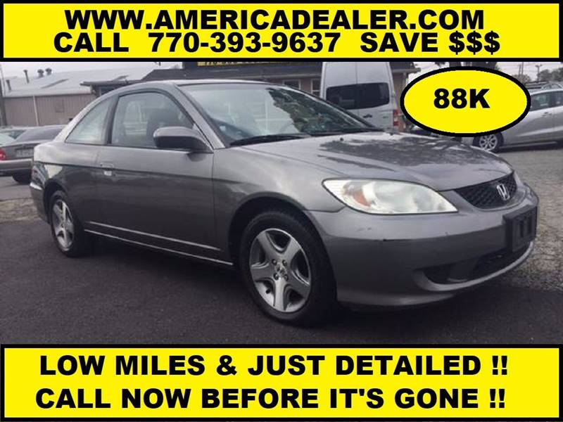 Honda Used Cars For Sale Marietta AMERICA DEALER