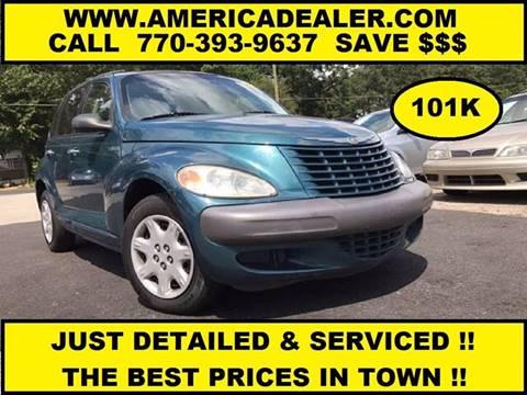 2001 Chrysler PT Cruiser for sale in Marietta, GA