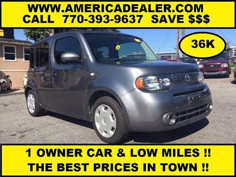 2013 Nissan cube for sale in Marietta, GA