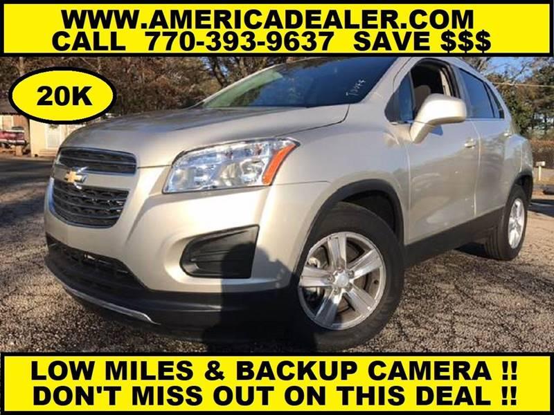 Chevrolet Used Cars For Sale Marietta AMERICA DEALER