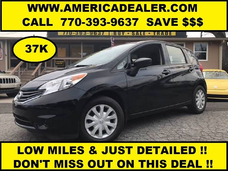 Nissan Used Cars For Sale Marietta AMERICA DEALER