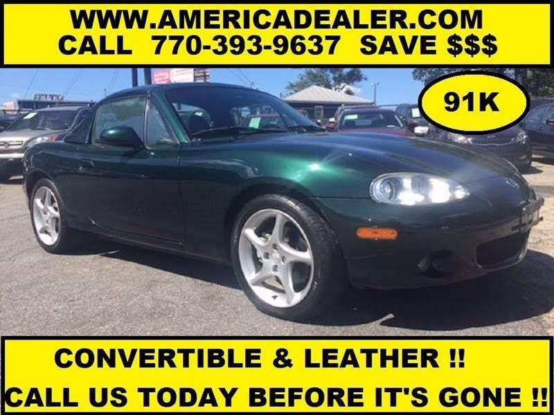 Mazda Used Cars For Sale Marietta AMERICA DEALER