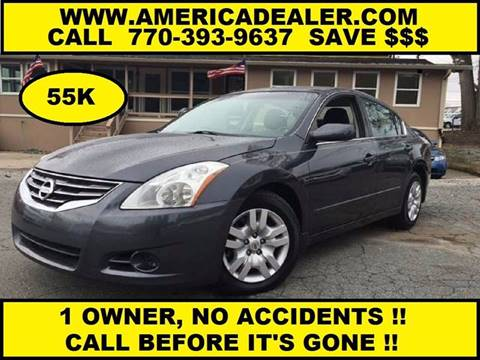 2012 Nissan Altima for sale in Marietta, GA